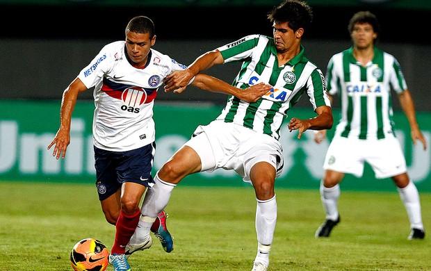 Marquinhos jogo Bahia e Coritiba (Foto: Felipe Oliveira / Ag. Estado)