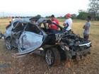Empresário morre em acidente após colidir veículo com cavalo em Iguatu