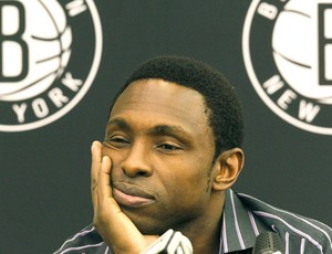 Avery Johnson coletiva Nets (Foto: Getty Images)