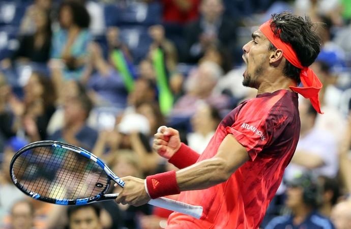 Fabio Fognini US Open (Foto: Getty)