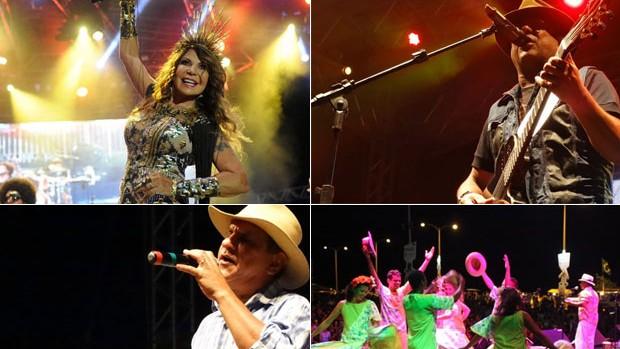 Recife terá 60 arraiais e mais de 800 atrações gratuitas (Jael Soares/G1, Diego Moraes/G1, Divulgação)