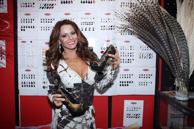 Viviane Araújo (Foto: Rodrigo dos Anjos/AgNews)