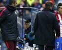 Filipe Luis sofre lesão muscular na coxa e vira problema para Simeone