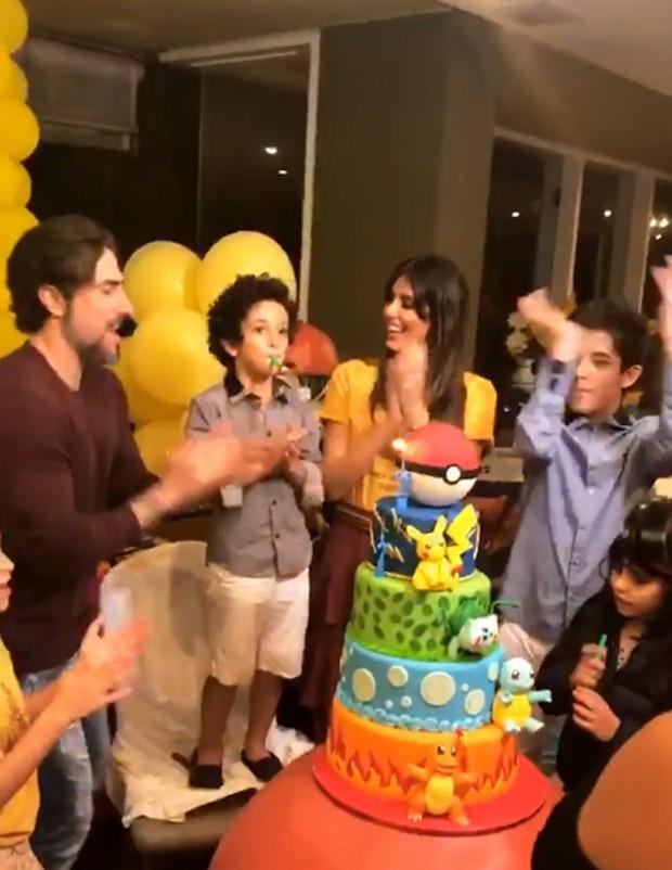 Marcos Mion e família (Foto: Reprodução/Instagram)