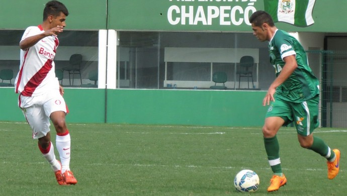 inter internacional chapecoense copa do brasil sub-20 (Foto: Chapecoense / Divulgação)