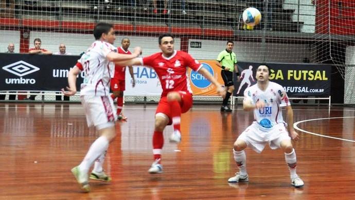 Falcão Atlântico Erechim Sorocaba Liga Futsal (Foto: Divulgação)