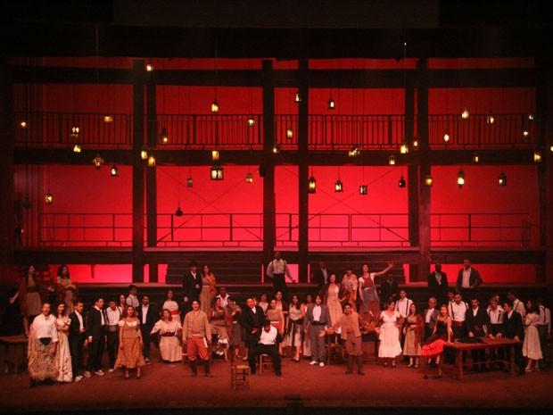 """Encenação de """"Carmem"""", de Bizet está no programa do festival  (Foto: Alan Moreira/Divulgação )"""