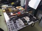 Suspeitos de explodir caixas eletrônicos são presos no RN