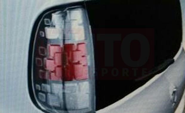 Imagens revelam detalhes do novo Uno Sporting (Foto: Autoesporte)