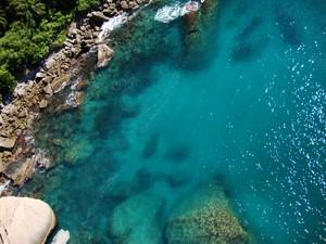 Em suas águas são encontradas cerca de 260 espécies de peixes (Foto: Arquivo Pessoal/Alfredo Mafra)