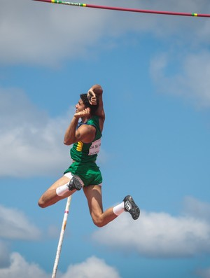 Thiago Braz Pan salto com vara