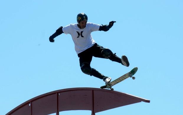 Bob Burnquist Skate Megarampa (Foto: André Durão / Globoesporte.com)