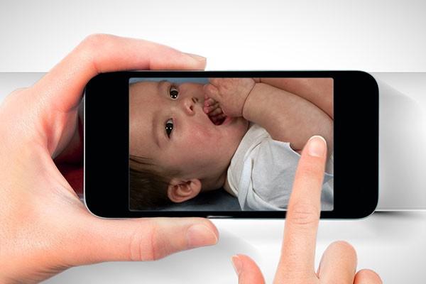 TV Integração seleciona bebês para participarem da campanha de final de ano da TV Integração (Foto: Divulgação)