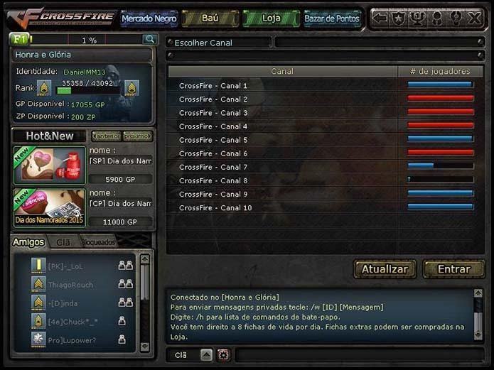 Crossfire AL  veja como jogar de sniper no popular game de ação (Foto  1f215ef6f56cb