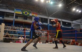No AP, academia de boxe realizará  torneio visando disputar brasileiro