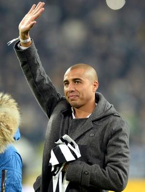 Juventus homenagem Trezeguet (Foto: Getty Images)