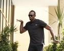 Atrás de recorde, Bolt quer vencer Gatlin sem sustos: ''Vai ser diferente''