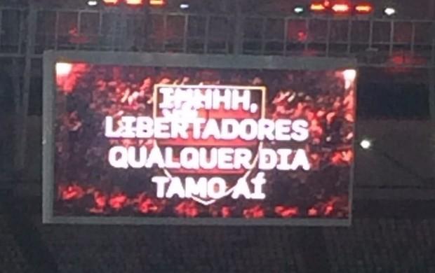 Libertadores qualquer dia