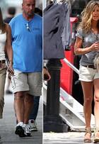 Gente como a gente: Jennifer Aniston usa a mesma sandália desde 2009