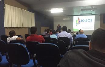Organização define tabela dos Jogos Escolares TV Sergipe em reunião