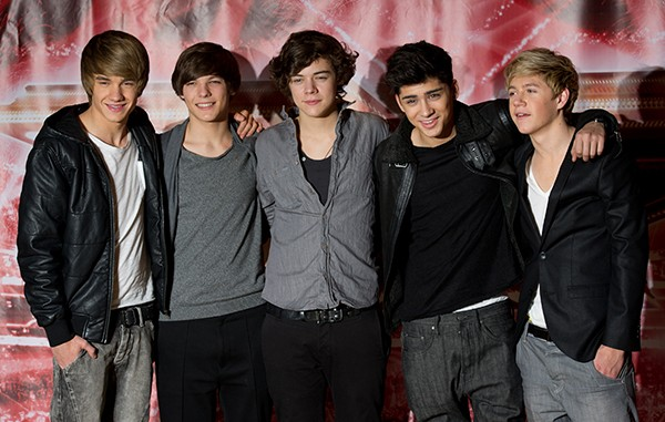 One Direction (Foto: Getty Images)