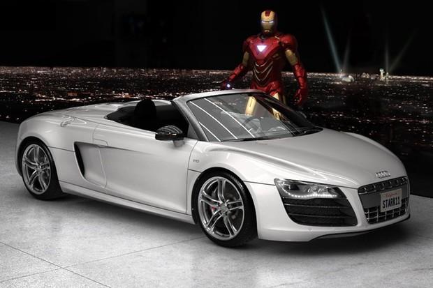 Audi R8 Spyder (Foto: Divulgação)