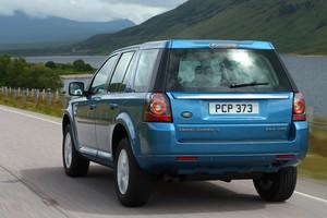 Land Rover Freelander 2  (Foto: Divulgação)