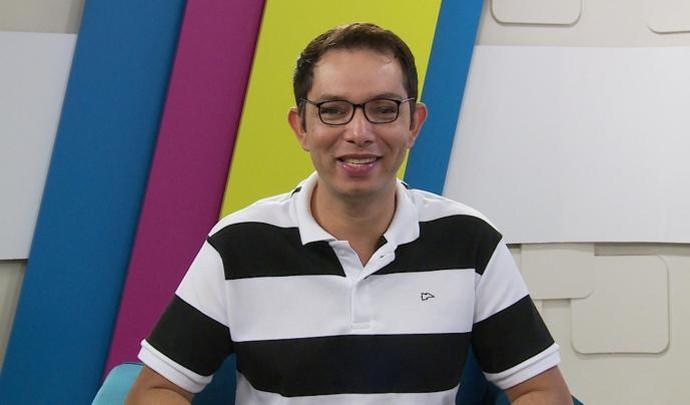 Astrólogo Marcos Ritton dá dicas no 'Mais Diário' (Foto: Reprodução / TV Diário )