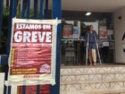 Servidores do INSS seguem em greve em várias cidades de Goiás