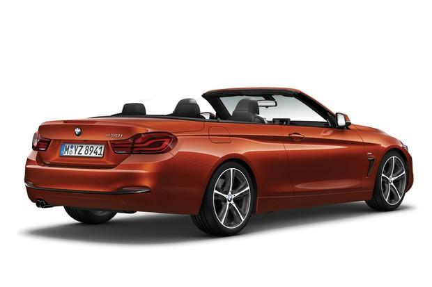 BMW Série 4 Cabrio Sport  (Foto: Divulgação )