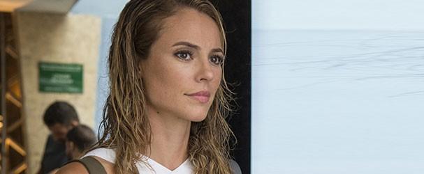 Jeiza (Paolla Oliveira) (Foto: TV Globo)