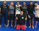 """Rodolfo Vieira brinca sobre sparring com Lawler na ATT: """"Deus me livre"""""""