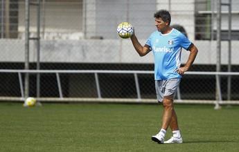 Grêmio se espelha em fases anteriores da Copa do Brasil para obter vantagem