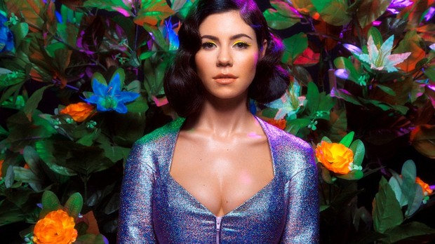 Marina And The Diamonds se apresenta no Lollapalooza Brasil 2016 no sbado, dia 12 (Foto: Divulgaao / Lollapalooza )