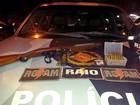Polícia apreende fuzil americano com suspeito de roubo em Brasília