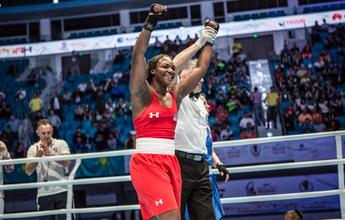 Americana vence e garante vaga de pugilista do Brasil nos Jogos Olímpicos