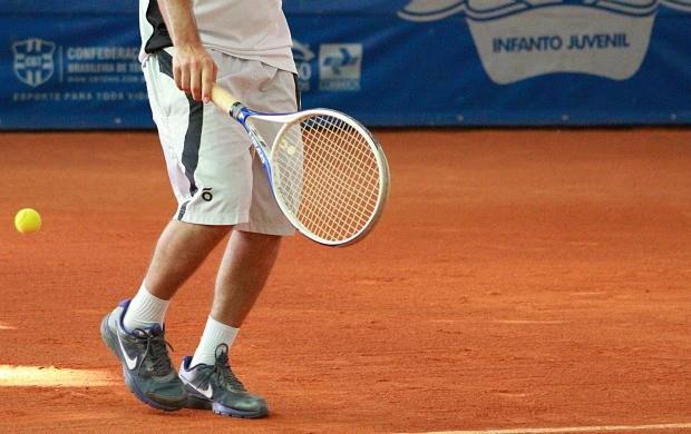 tênis amazonas (Foto: Frank Cunha)