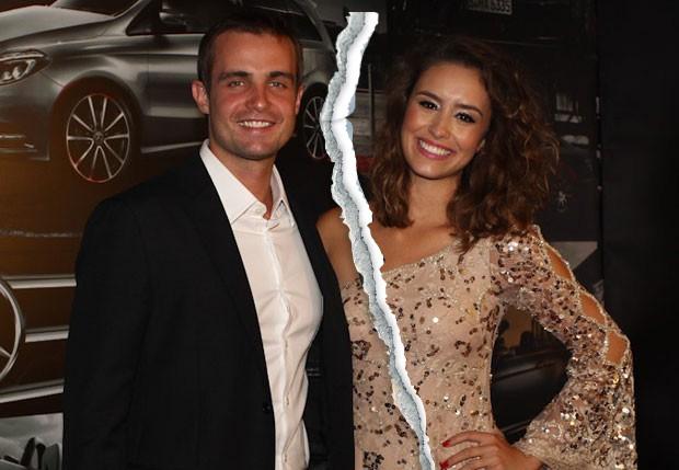 Max Fercondini e Amanda Richter anunciam separação (Foto: Manuela Scarpa/Brazil News)