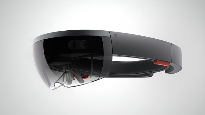 HoloLens são a aposta da Microsoft para popularizar a holografia (Foto: Divulgação/Microsoft)