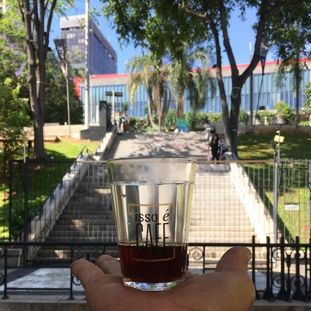 Isso é Café (Foto: Reprodução/Instagram)