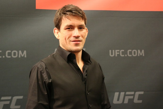 Demian Maia UFC MMA (Foto: Evelyn Rodrigues)