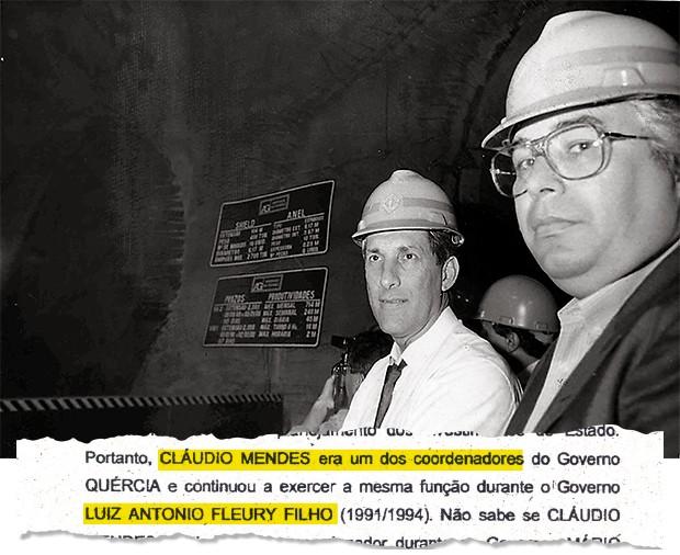 """COMEÇOU CEDO Os ex-governadores Orestes Quércia e Luiz Antonio Fleury Filho. Segundo as investigações,  o """"caso Alstom"""" começou na era PMDB (Foto: Mônica Vendramini/Folhapress)"""