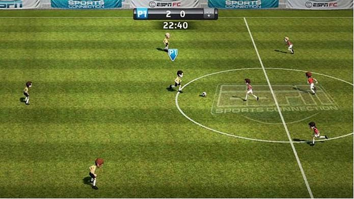 Título de esporte da Ubisoft fez feio on Wii U (Foto: Divulgação/Ubisoft)