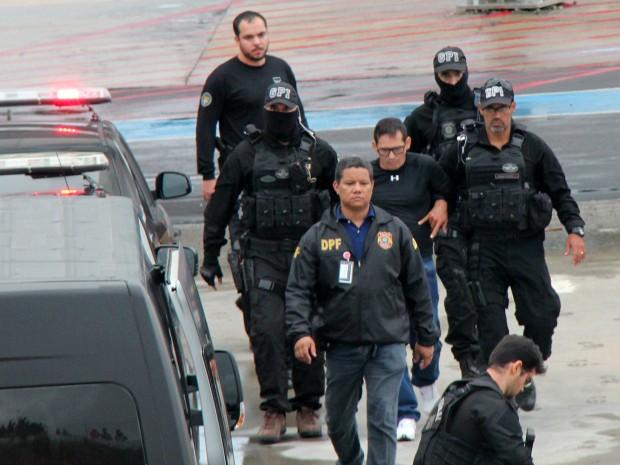 João Pinto Carioca é líder de facção criminosa do AM (Foto: Jamile Alves/G1 AM)