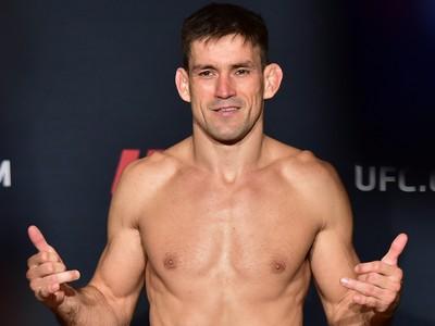 Demian Maia Pesagem Oficial UFC 211 (Foto: Jason Silva )