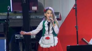 Denise Salvi The Voice Kids (Foto: Arquivo pessoal)