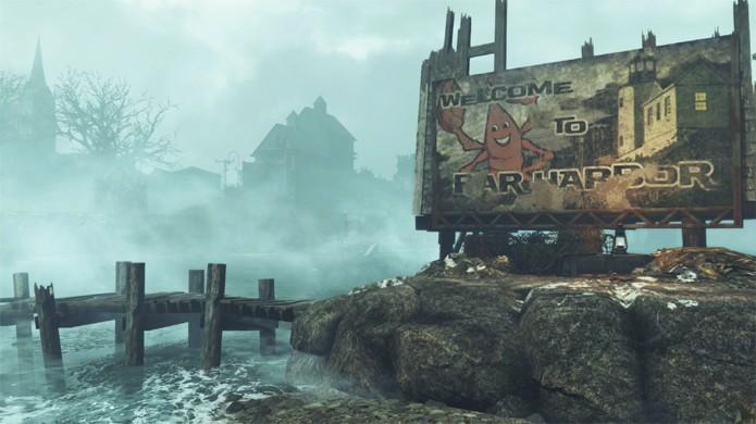 Não fique de fora do novo DLC Far Harbor de Fallout 4, complete as missões antes de seu lançamento (Foto: Divulgação/Bethesda)