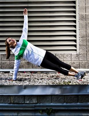 Prancha lateral euatleta (Foto: Getty Images)