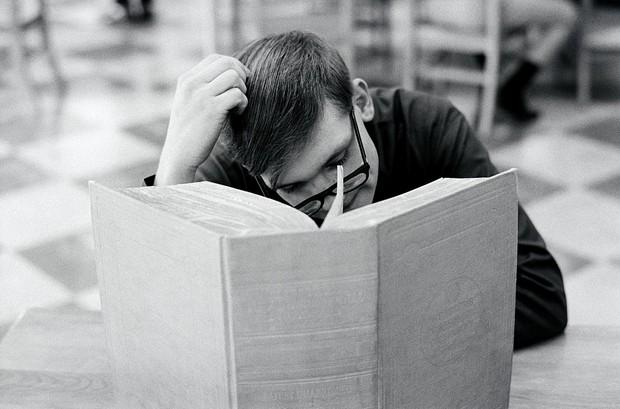 Leitura em excesso? Sem problemas! (Foto: Getty Images)
