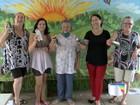 Projeto oferece aulas de grafite para donas de casa em Atibaia, SP